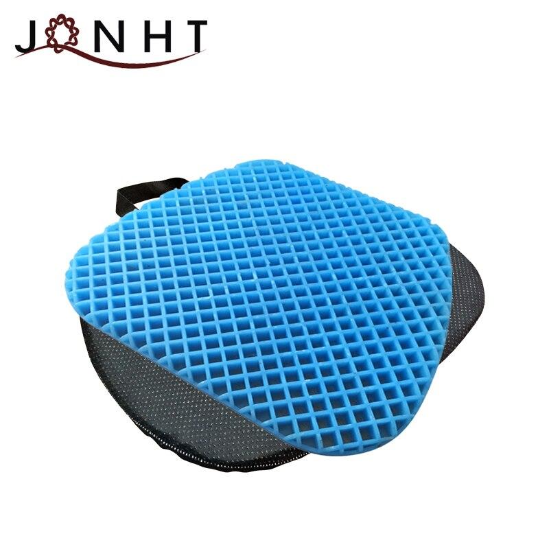 Sciatique orthopédique postopératoire douleur au dos siège Gel coussin poignée chaise voiture/dispositif de soulagement de la douleur