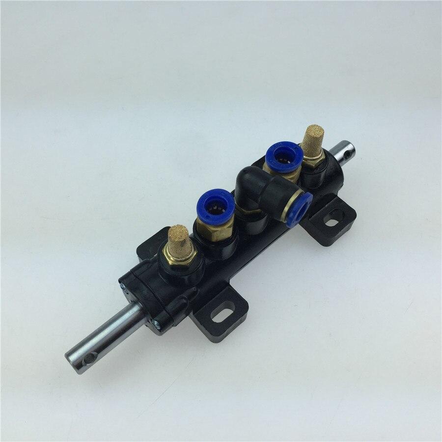 Цена за STARPAD Авто запчасти Шины пятипозиционный клапана шин чейнджер аксессуары шиномонтажный седло клапана резки локоть синий бесплатно доставка