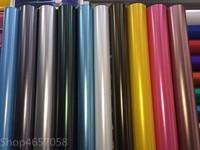 5x59FT High Quality PVC Self adhesive Chrome Metallic Satin Matte Chrome Car Wrap Vinyl