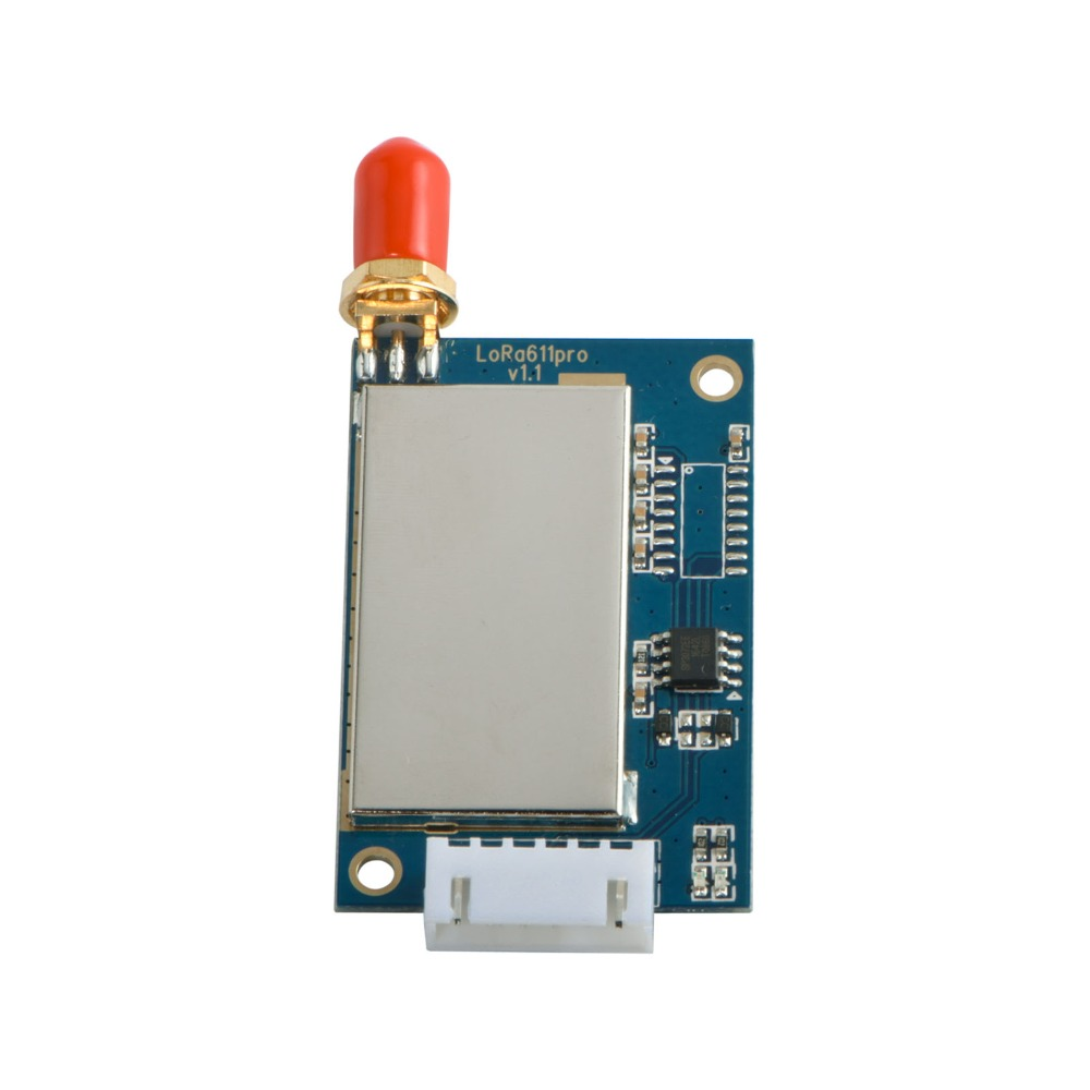 4PCS Lora611pro 20dBm RS485 TTL RS232 915MHz 5KM Long Range SX1276 SX1278 Smart Repeater Node Wireless
