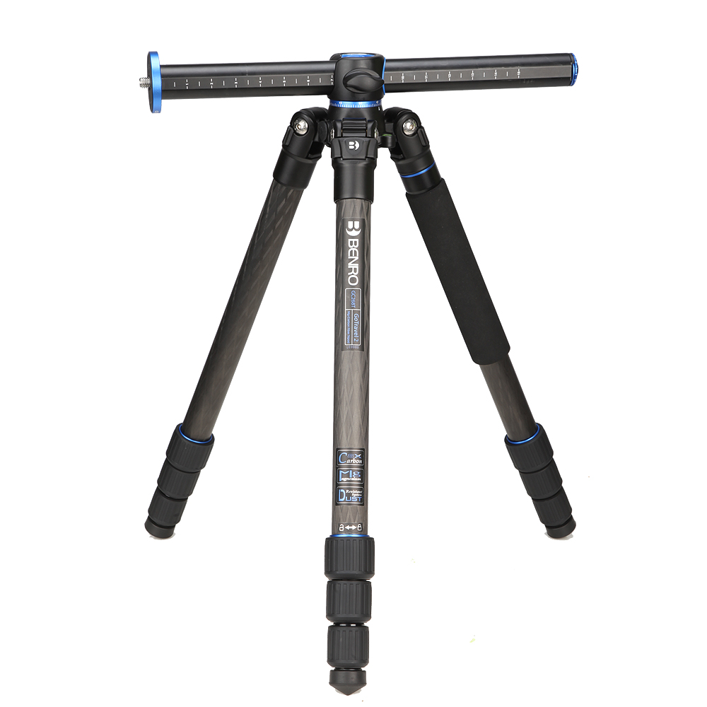 Benro GC268T Carbon Fiber Monopod Tripod For Moving Camera ...