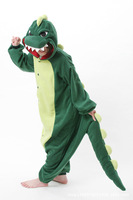 Mens Ladies Green Dinosaur Onesie Adult Animal Onesies Onsie Jumpsuit Pyjamas Pajamas 1046 S/M/L/XL