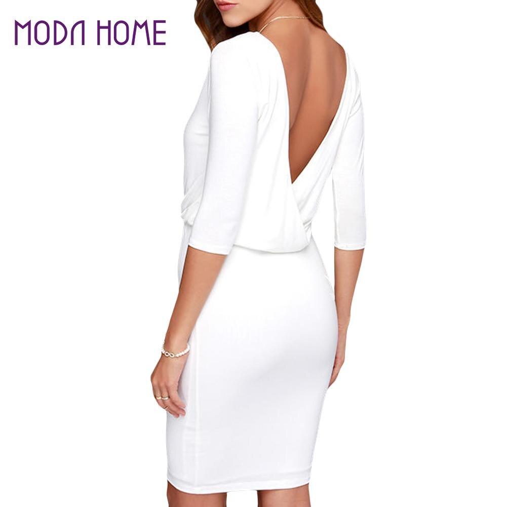 Popular White Club Dress-Buy Cheap White Club Dress lots from ...