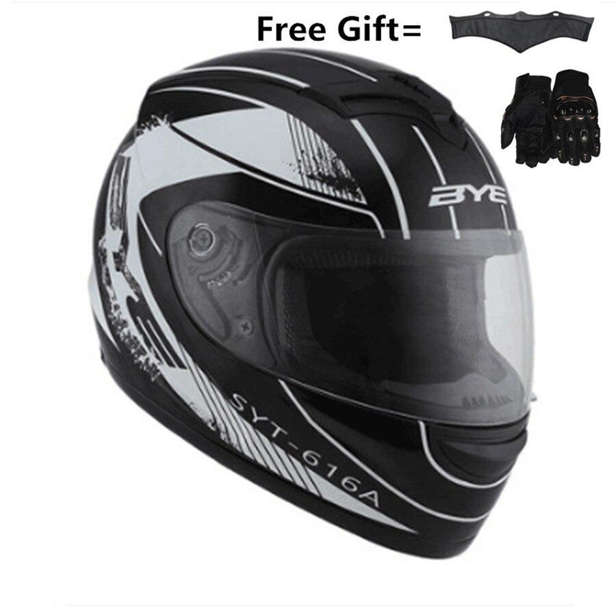 Мотоцикл Мотокросс ATV шлем DOT утвержден-Мотоцикл мопед анфас Off Road аварии кросс горные для взрослых Для мужчин Для женщин
