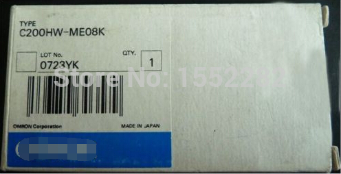 C200HW-ME08K PLC Module C200HWME08K Original Brand New Well Tested Working One Year Warranty