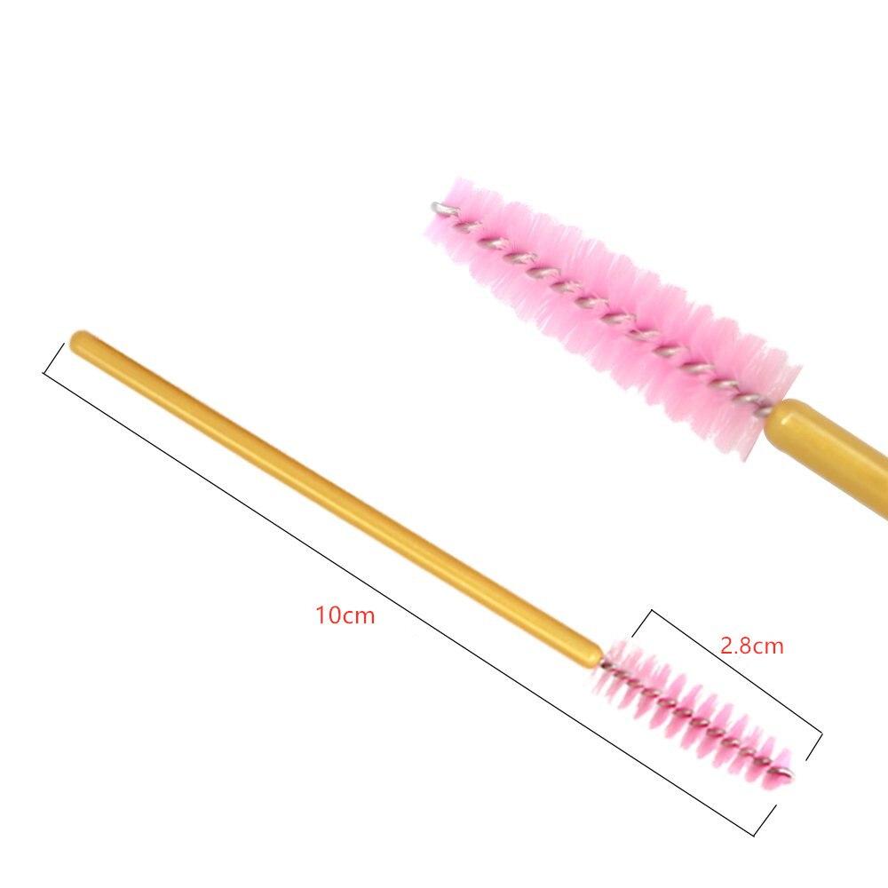 escovas de chicote de olho aplicador para