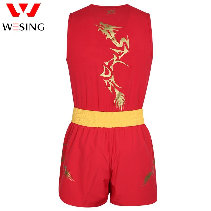 Wesing wushu sanda կոստյում վիշապի տպագիր - Սպորտային հագուստ և աքսեսուարներ - Լուսանկար 6