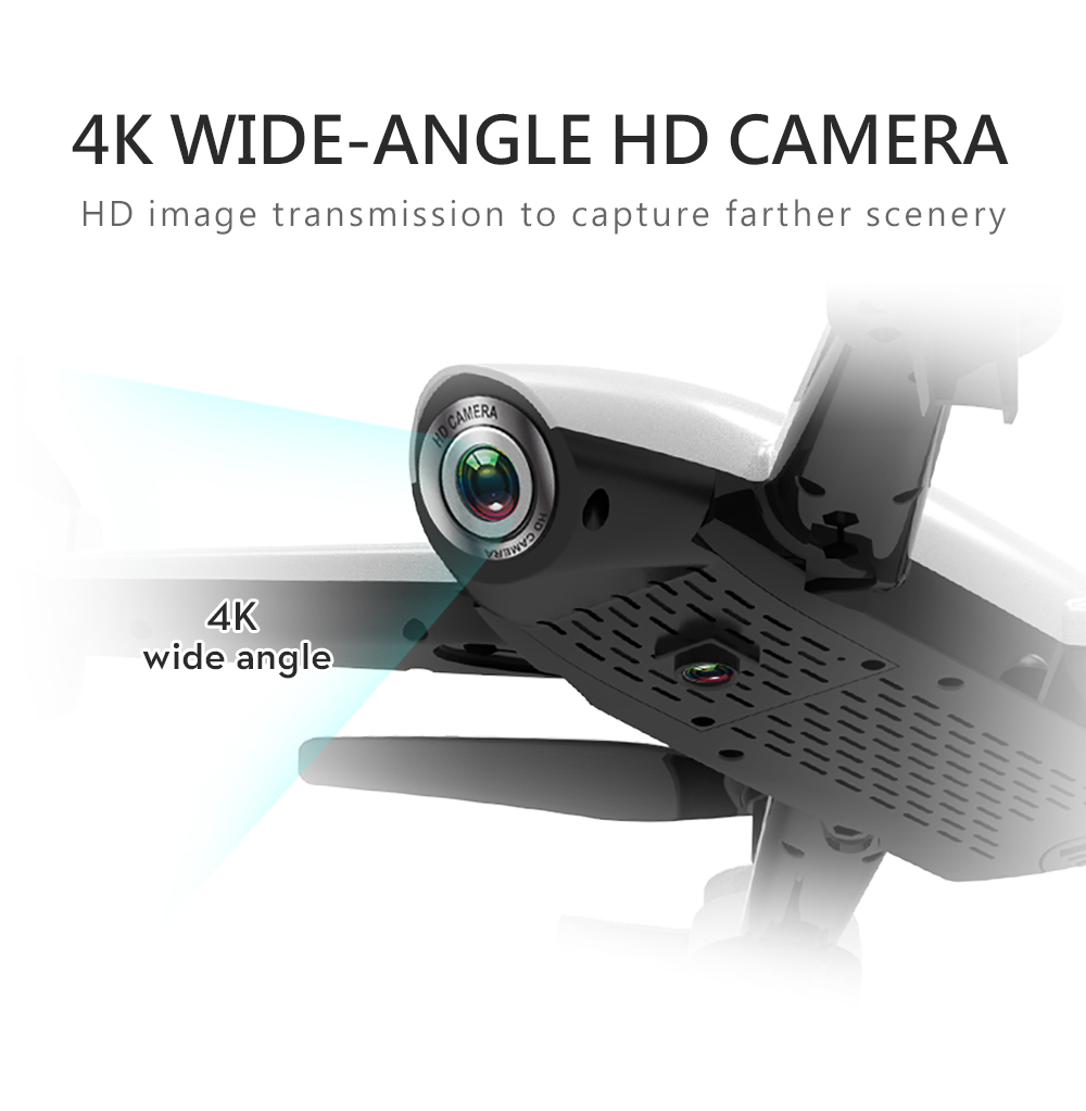 SG106 4K 1080P/720P Drone with Dual Camera and Wide Angle Optical Flow for Real-Time Aerial Video 12