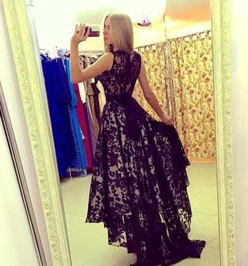 新長期ドレスノースリーブ胸のセクシーなアゲハチョウ裾 Vestido トレーナースリムドレス服 Vestidos LBD0877