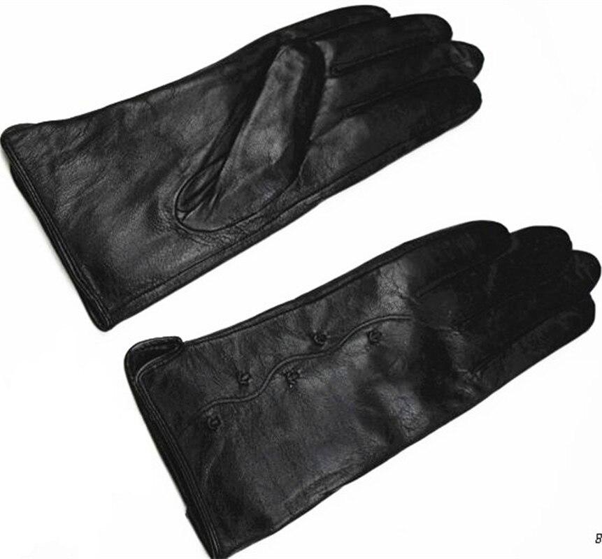 2017 Top Fashion Eldiven Winter Handschuhe Neue Weibliche Punkte - Bekleidungszubehör - Foto 4
