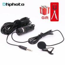BOYA Всенаправленный Петличный Конденсаторный Микрофон для iPhone Canon Sony DSLR для Видеокамеры Аудио Аудио рекордерах