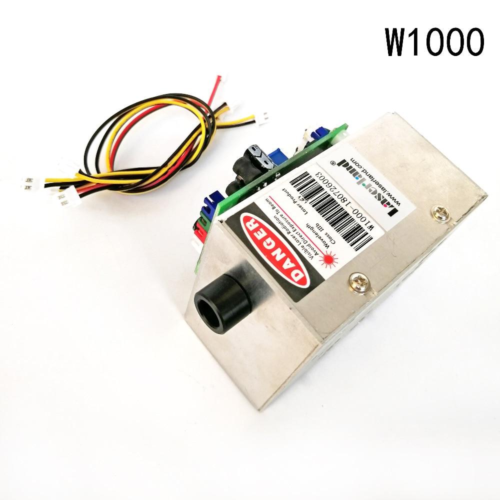 Mini RGB 900mW 1W Laser Module G100F B500F RL300 Combined Laser Module TTL