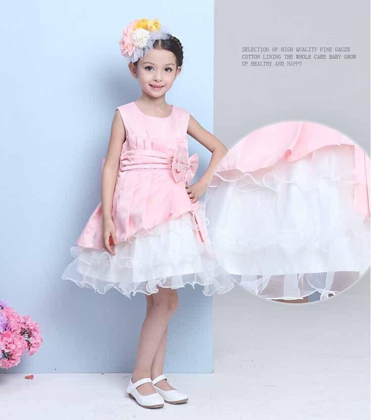 Online Shop Girls Dresses Baby Girls Chiffon Dresses Clothes