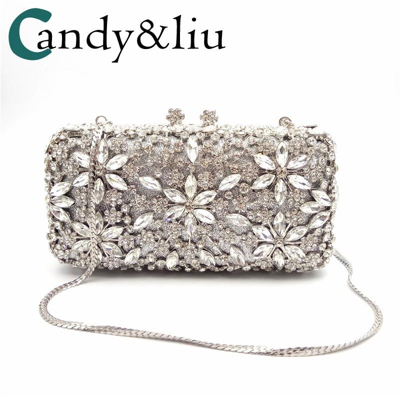2017 New Dinner bag High-end handmade Evening suit bag with Diamond pattern Women hand bag a substitute hai