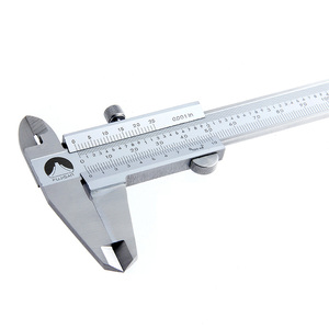 Image 2 - FUJISAN Vernier Caliper 0 150mm 0.001inch Stainless Steel Calipers Metric/Inch Micrometer Gauge Measuring Tool