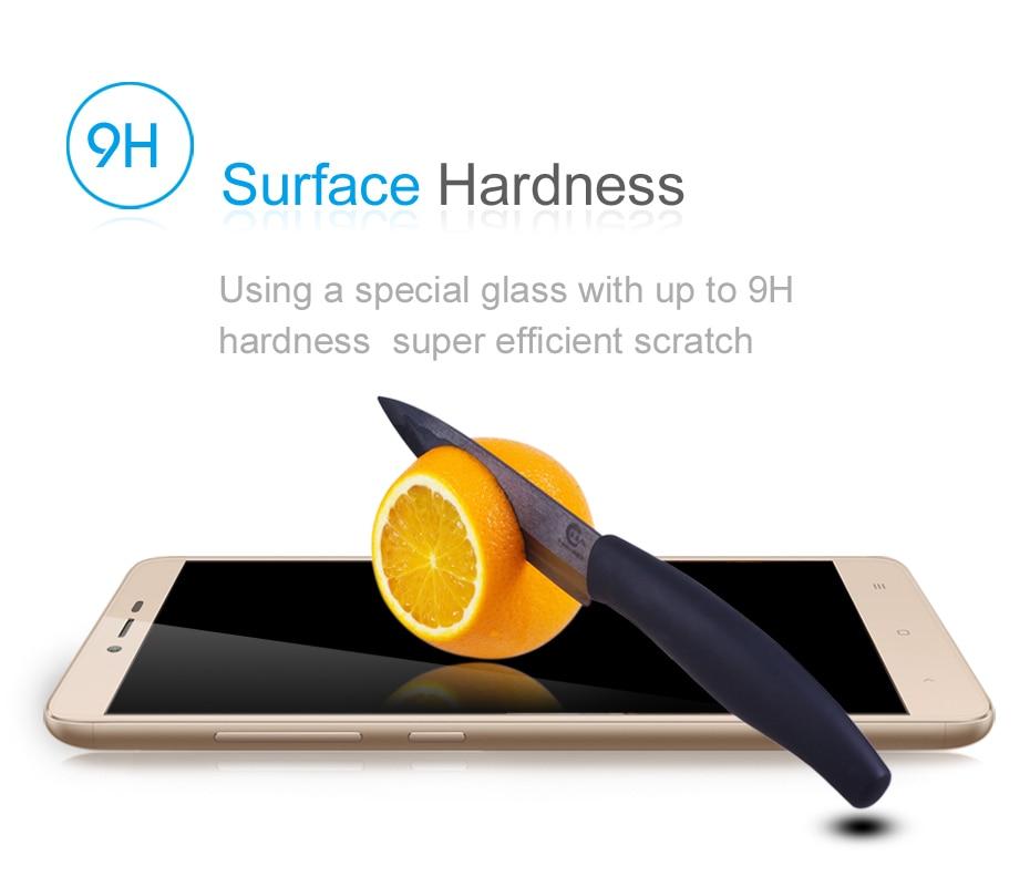 [2 Pack] Original ZEASAIN Premium Tempered Glass Screen Protector For - Բջջային հեռախոսի պարագաներ և պահեստամասեր - Լուսանկար 3