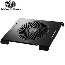 Cooler Master CMC3 Ultra-Slim Laptop Cooling Pad met 200mm Stille Fans Voor Laptop Koeler Pad Base 9 ''-15.4'' Voor router koeling(China)