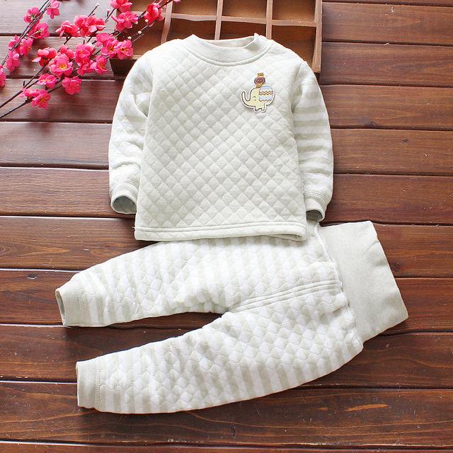 Winter Warm Girl's Sleepwear