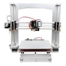 Geeetech Алюминиевый prusa I3 Pro 3D принтер DIY kit Easy assembly, легко отладки Видимых частей, высокая Точность Долговечность