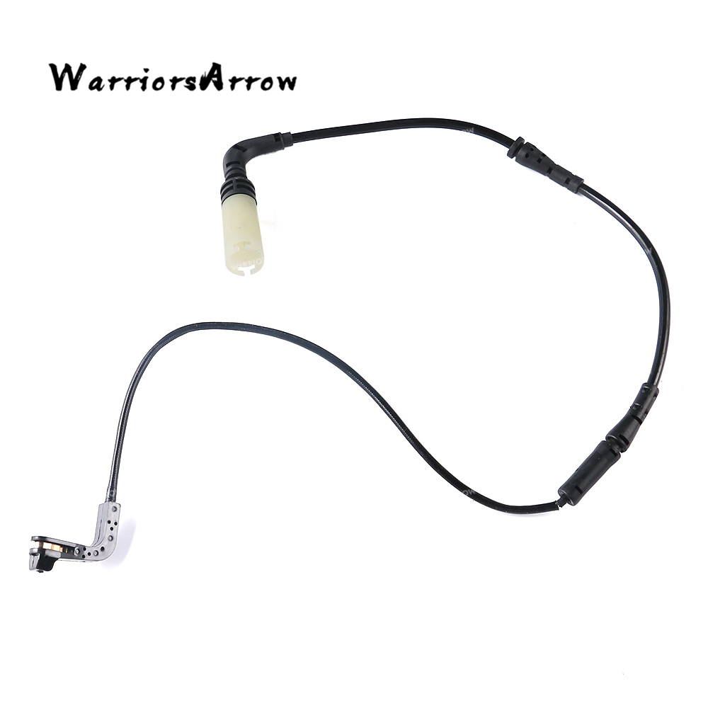 WarriorsArrow Rear Brake Pad Wear Sensor For BMW 535i 2008
