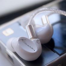 KINERA SIF Dynamic 3.5mm In Ear Earphone HIFI Earphone Monitor Headset MMCX Detachable Cable IDUN V80 ZST T3 SEED F3 S2 P1 N1