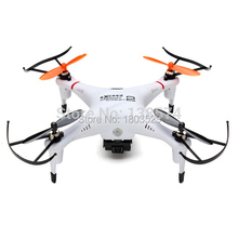 Free Shipping HX8957V 2.4GHz 6 Axis Gyro drone RC Quadcopter With Camera RTF UFO VS X5C H16 for kidS as festival gifte