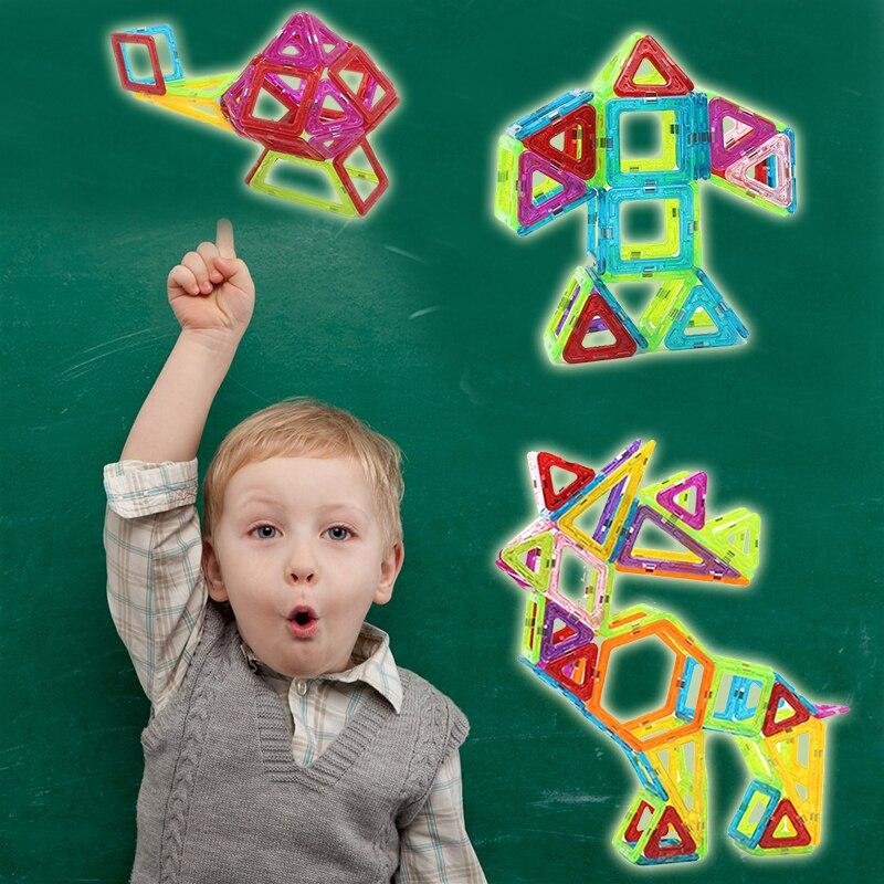 2019 Nieuwste Ontwerp 32 Pcs Big Size Diy Magnetische Blokken Magnetische Constructor Kids Magneet Designer Voor Kinderen Gift Educatief Speelgoed Voor Jongens Meisje Factory Direct Selling Prijs