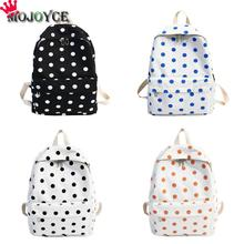 Fashion Women Backpack Simple School Bags Travel Cute Wave P