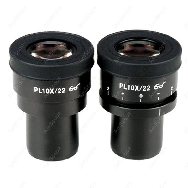 Free shipping!!!! Adjustable Plan Eyepieces-AmScope Supplies 10X Focus Adjustable Plan Eyepieces for Zeiss Leica and Nikon(30mm) leather look mini skirt with zipper details