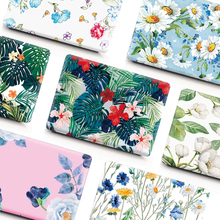 Hot For Macbook Pro 13 A1708 A1989 A1278 Floral Capa Para For Macbook Air Pro Retina 11 12 13 15 Polegada Case Para Touch Bar for new macbook air pro retina 11 12 13 15 for macbook pro 13 15 air 13 2019 a1932 a1708 a1989 floral feather print laptop case