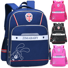2019 Children Orthopedics School Bags Kids Backpack In Primary Schoolbag For Girls Boys Waterproof Backpacks mochila infantil conditions for primary school improvement in oromia regional state