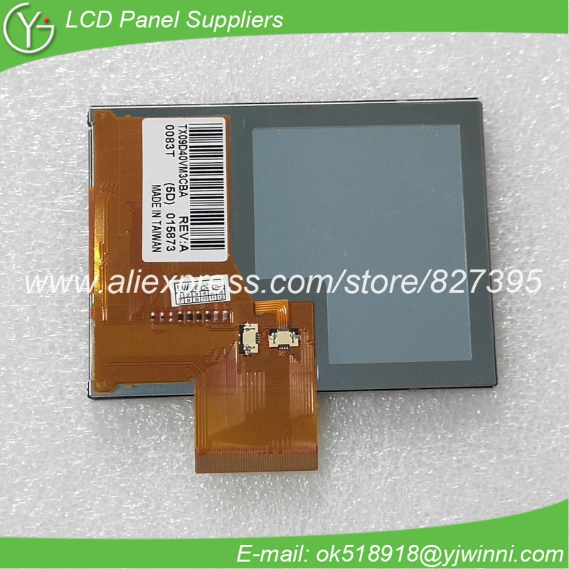 TX09D40VM3CBA     3.5inch TFT LCD Panel-in LCD Modules from Electronic Components & Supplies
