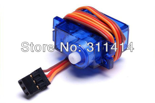 20pcs lot sg90 9g micro mini servo motor for rc robot for Micro servo motor arduino