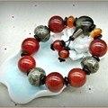 Yumten Bracelet Fine Jewelry Bracelet With For Women Trendy Charm bracelets For Women And Men Tibetan Dzi Beads bracelets Dzi