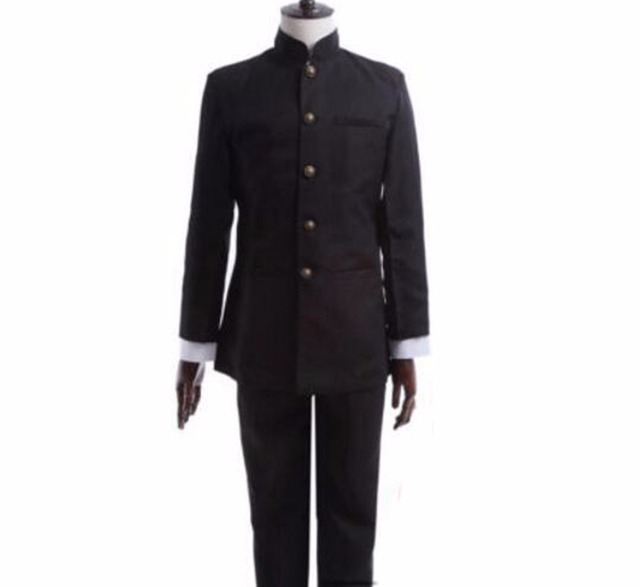 Japanese male uniform
