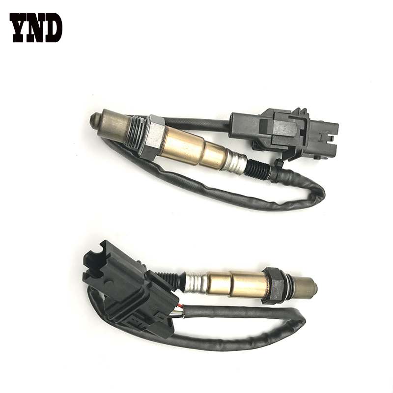 2PCS  For Nissan Titan 5.6L Oxygen Sensor OE234-5060 234-4835 oxygen air fuel sensor oem 89467 48040 afr sensor for toyota