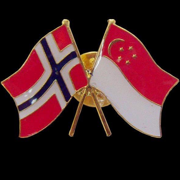 friendship pins,metal flag pin,double flag friendship pins badge,small flag