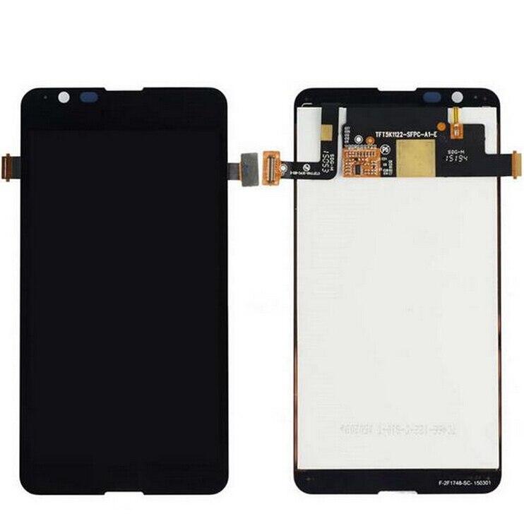 Special Original LCD Display Screen Digitizer Assembly For Sony Xperia E4G E2003 E2006 E2053 With Tools