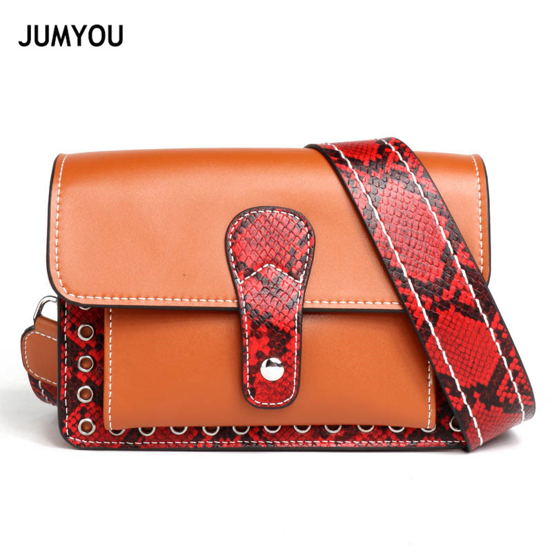 Women Split Leather Handbags Messenger Bags For Female Fashion Classic Casual Flap Brown Crossbody Bags For Girl Mochilas Mujer Women Split Leather Handbags Messenger Bags For Female Fashion Classic Casual Flap Brown Crossbody Bags For Girl Mochilas Mujer
