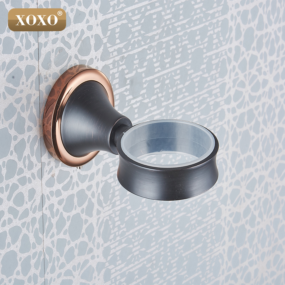 XOXONew Luxury copper Wall Mounted Dual purpose punch and paste ...