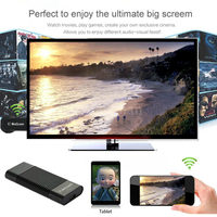 5G MiraScreen Wireless Wifi Dongle Video HDMI Adapter TO TV For iPad Android Samsung S8 S9 for iPhone XS MAX XR X 5 6 7 8 Plus