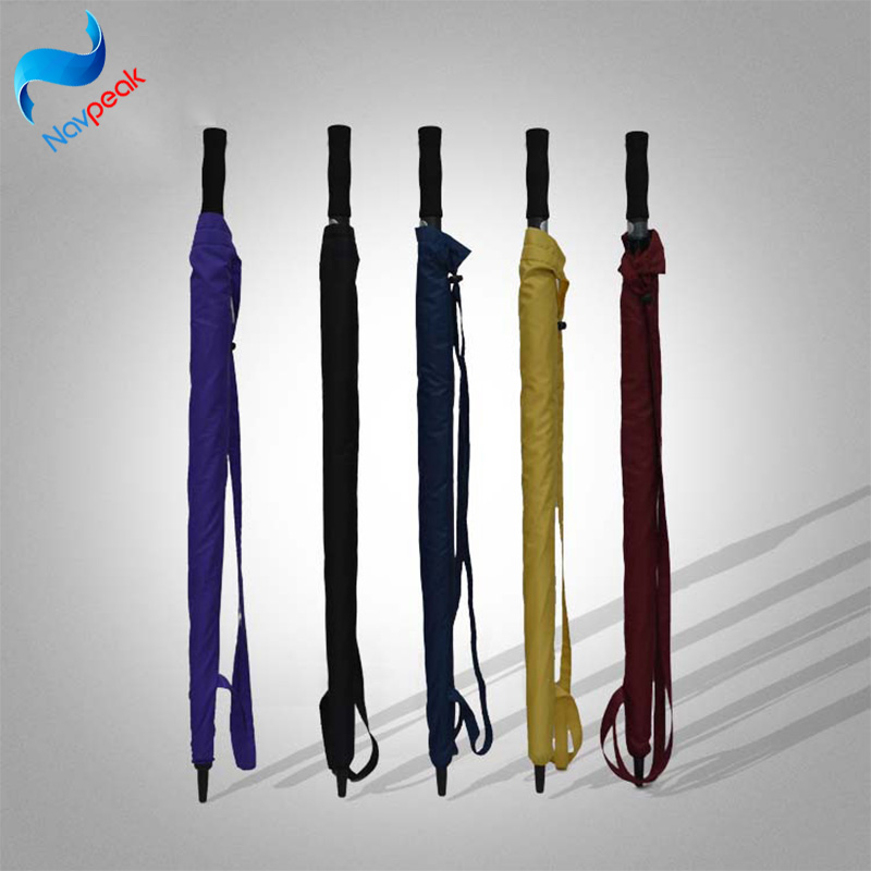 Large mens golf gift umbrella straight business business clear umbrella creative long handle umbrella