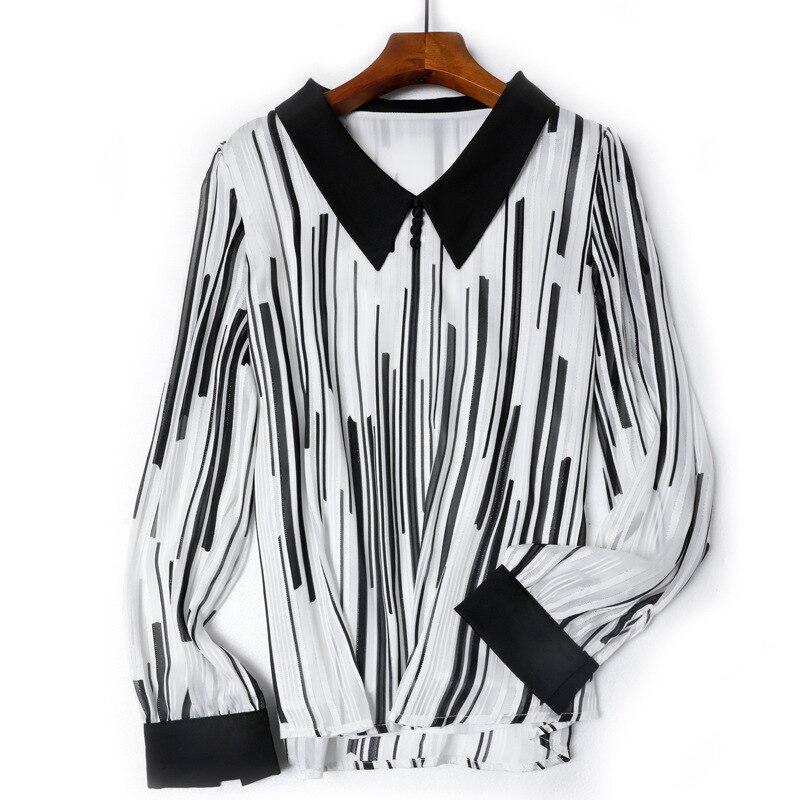 Pullover Pour Pixy T À Shein Chemise Vêtements Graphique Bts Kawaii Blanc Décontracté shirt Harajuku Hauts Chemises Manches Femmes Femme Longues Streetwear qgtr6wTgd