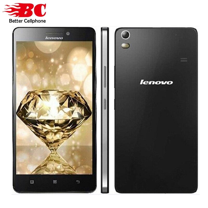 100 Original Lenovo A7600 4G LTE Golden Warrior font b Mobile b font font b Phone