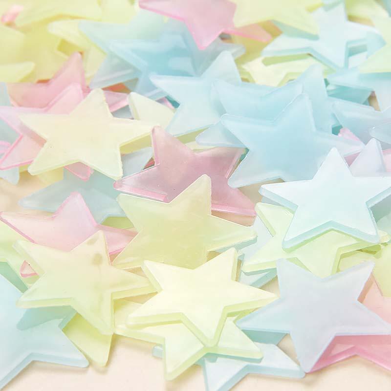 Noctilucent Star Sticker04