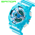 SANDA Brand Quartz Watch Men Outdoor Watches Waterproof Sport G Style S Shock Men's watch Relogio Reloj Hombre 2016 New style