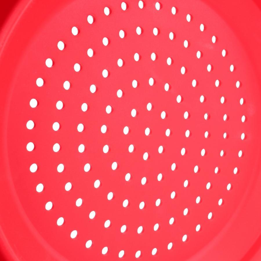 Складной силиконовый дуршлаг сито для муки фруктовый фильтр мешок для растений часть омывателя