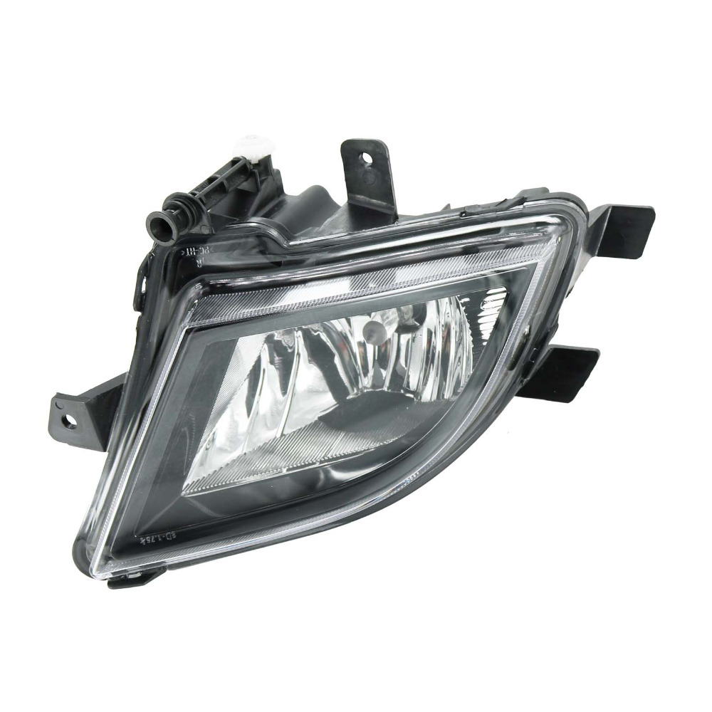 For VW Jetta MK6 Facelift Sedan 2015 2016 2017 Right Side Front Halogen Fog Lamp Fog Light With Bulb Car Styling free shipping for vw touareg 2015 2016 new led car fog light fog lamp right side passenger side