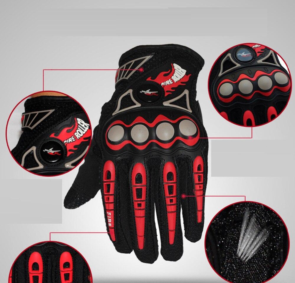 Pro biker motorhandschoenen heren crossmotorhandschoenen gants moto - Motoraccessoires en onderdelen - Foto 5