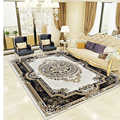 Rétro persan grande taille salon tapis, classique chevet chambre tapis, épaissir décoration de la maison salon tapis
